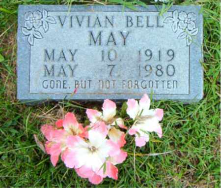 MAY, VIVIAN BELL - Boone County, Arkansas | VIVIAN BELL MAY - Arkansas Gravestone Photos
