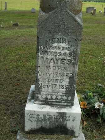 MAYES, HENRY - Boone County, Arkansas | HENRY MAYES - Arkansas Gravestone Photos