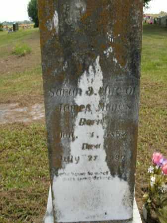 MAYES, SARAH ISABELLE - Boone County, Arkansas | SARAH ISABELLE MAYES - Arkansas Gravestone Photos