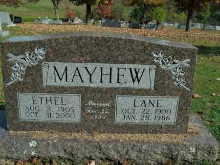 MAYHEW, ETHEL - Boone County, Arkansas | ETHEL MAYHEW - Arkansas Gravestone Photos
