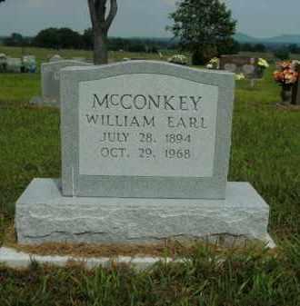 MCCONKEY, WILLIAM EARL - Boone County, Arkansas | WILLIAM EARL MCCONKEY - Arkansas Gravestone Photos