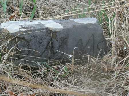 MC(CURRY), D.N. - Boone County, Arkansas | D.N. MC(CURRY) - Arkansas Gravestone Photos