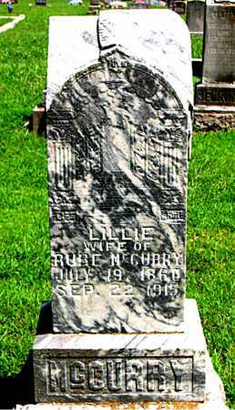 MCCURRY, LILLIE - Boone County, Arkansas | LILLIE MCCURRY - Arkansas Gravestone Photos