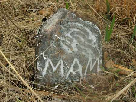 M(CCURRY), M.A. - Boone County, Arkansas | M.A. M(CCURRY) - Arkansas Gravestone Photos