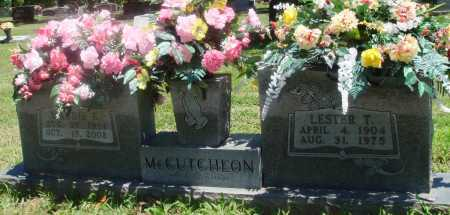 MCCUTCHEON, LESTER TROY - Boone County, Arkansas | LESTER TROY MCCUTCHEON - Arkansas Gravestone Photos