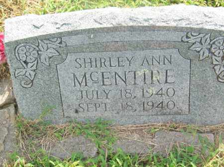 MCENTIRE, SHIRLEY ANN - Boone County, Arkansas | SHIRLEY ANN MCENTIRE - Arkansas Gravestone Photos