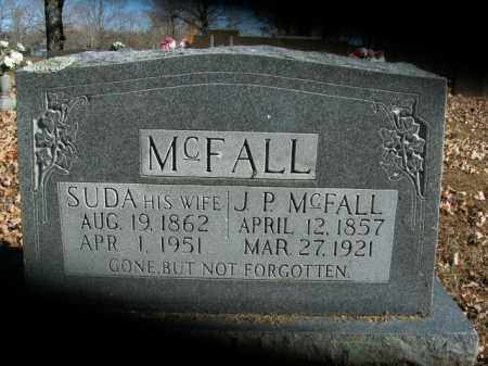 MCFALL, J.P. - Boone County, Arkansas | J.P. MCFALL - Arkansas Gravestone Photos