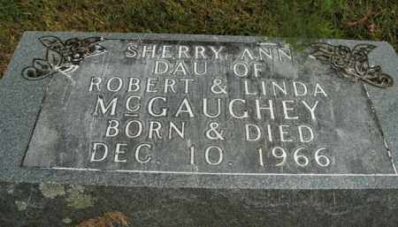 MCGAUGHEY, SHERRY ANN - Boone County, Arkansas | SHERRY ANN MCGAUGHEY - Arkansas Gravestone Photos