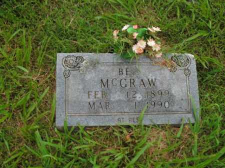 MCGRAW, BEN - Boone County, Arkansas | BEN MCGRAW - Arkansas Gravestone Photos