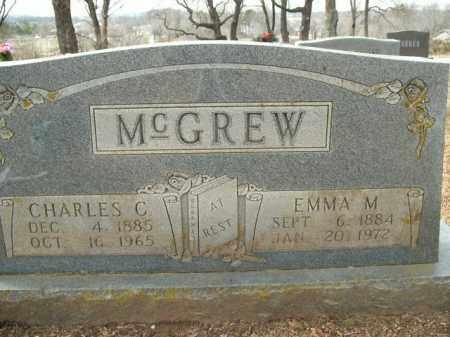 MCGREW, EMMA MAY - Boone County, Arkansas | EMMA MAY MCGREW - Arkansas Gravestone Photos