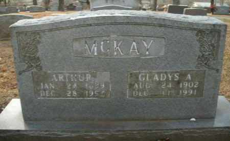MCKAY, ARTHUR - Boone County, Arkansas | ARTHUR MCKAY - Arkansas Gravestone Photos