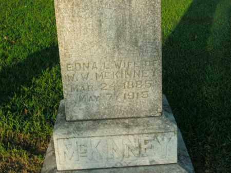 MCKINNEY, EDNA L. - Boone County, Arkansas | EDNA L. MCKINNEY - Arkansas Gravestone Photos