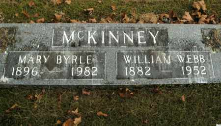 MCKINNEY, MARY BYRLE - Boone County, Arkansas | MARY BYRLE MCKINNEY - Arkansas Gravestone Photos