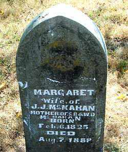 MCMAHAN, MARGARET - Boone County, Arkansas | MARGARET MCMAHAN - Arkansas Gravestone Photos