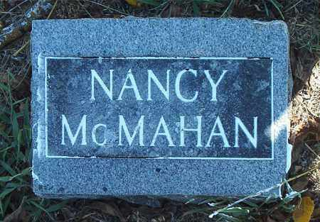 MCMAHAN, NANCY - Boone County, Arkansas | NANCY MCMAHAN - Arkansas Gravestone Photos