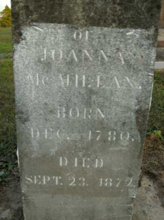 JACOBS MCMILLAN, JOANNA - Boone County, Arkansas | JOANNA JACOBS MCMILLAN - Arkansas Gravestone Photos
