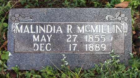 MCMILLIN, MALINDIA  R. - Boone County, Arkansas | MALINDIA  R. MCMILLIN - Arkansas Gravestone Photos