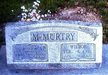 ROBERTS MCMURTRY, BETTY - Boone County, Arkansas | BETTY ROBERTS MCMURTRY - Arkansas Gravestone Photos