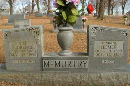 MCMURTRY, HOMER - Boone County, Arkansas | HOMER MCMURTRY - Arkansas Gravestone Photos