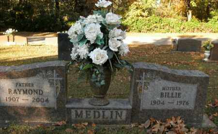 MEDLIN, BILLIE - Boone County, Arkansas | BILLIE MEDLIN - Arkansas Gravestone Photos