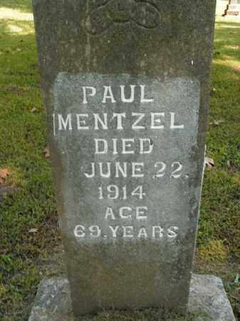 MENTZEL, PAUL - Boone County, Arkansas | PAUL MENTZEL - Arkansas Gravestone Photos