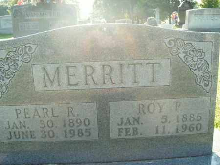 MERRITT, ROY F. - Boone County, Arkansas | ROY F. MERRITT - Arkansas Gravestone Photos