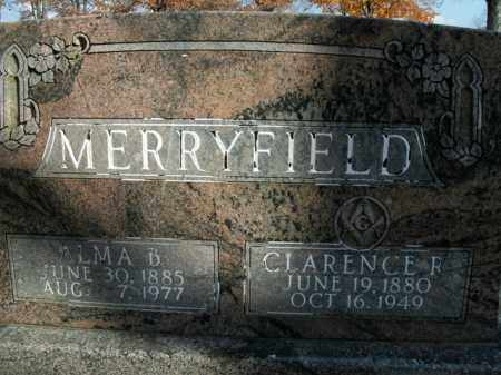 MERRYFIELD, ALMA B. - Boone County, Arkansas | ALMA B. MERRYFIELD - Arkansas Gravestone Photos