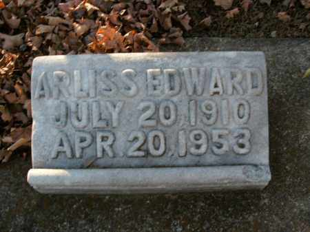 MILBURN, ARLISS EDWARD - Boone County, Arkansas | ARLISS EDWARD MILBURN - Arkansas Gravestone Photos