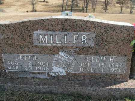 MILLER, CLEM H. - Boone County, Arkansas | CLEM H. MILLER - Arkansas Gravestone Photos