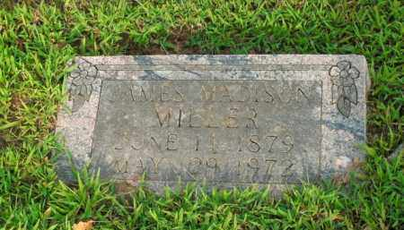 MILLER, JAMES MADISON - Boone County, Arkansas | JAMES MADISON MILLER - Arkansas Gravestone Photos
