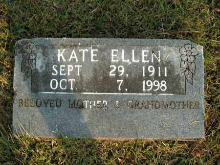MILLER, KATE ELLEN - Boone County, Arkansas | KATE ELLEN MILLER - Arkansas Gravestone Photos