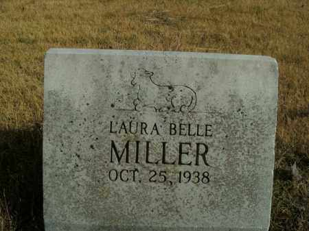 MILLER, LAURA BELLE - Boone County, Arkansas | LAURA BELLE MILLER - Arkansas Gravestone Photos