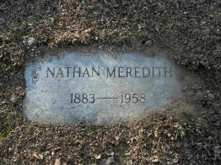 MILLER, NATHAN MEREDITH - Boone County, Arkansas | NATHAN MEREDITH MILLER - Arkansas Gravestone Photos