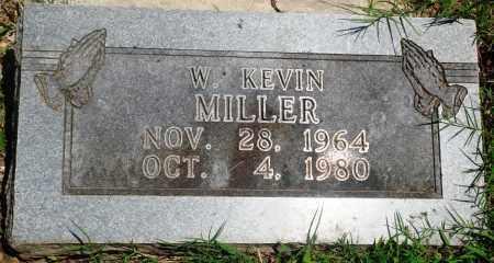 MILLER, W. KEVIN - Boone County, Arkansas | W. KEVIN MILLER - Arkansas Gravestone Photos