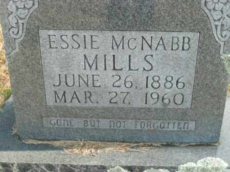 MILLS, ESSIE - Boone County, Arkansas | ESSIE MILLS - Arkansas Gravestone Photos