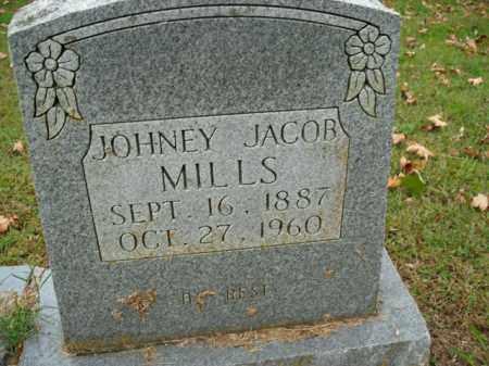 MILLS, JOHNEY JACOB - Boone County, Arkansas | JOHNEY JACOB MILLS - Arkansas Gravestone Photos