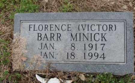 MINICK, FLORENCE - Boone County, Arkansas | FLORENCE MINICK - Arkansas Gravestone Photos