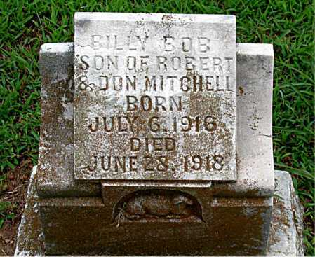MITCHELL, BILLY BOB - Boone County, Arkansas | BILLY BOB MITCHELL - Arkansas Gravestone Photos