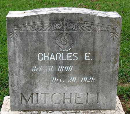 MITCHELL, CHARLES E - Boone County, Arkansas | CHARLES E MITCHELL - Arkansas Gravestone Photos
