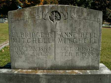 SPRING MITCHELL, ANNE BELL - Boone County, Arkansas | ANNE BELL SPRING MITCHELL - Arkansas Gravestone Photos