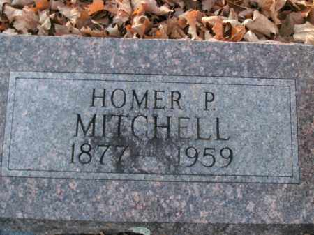 MITCHELL, HOMER P. - Boone County, Arkansas | HOMER P. MITCHELL - Arkansas Gravestone Photos