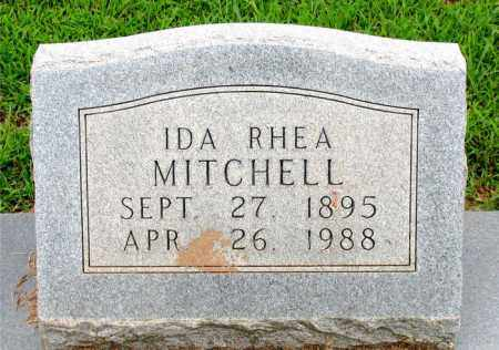 MITCHELL, IDA - Boone County, Arkansas | IDA MITCHELL - Arkansas Gravestone Photos