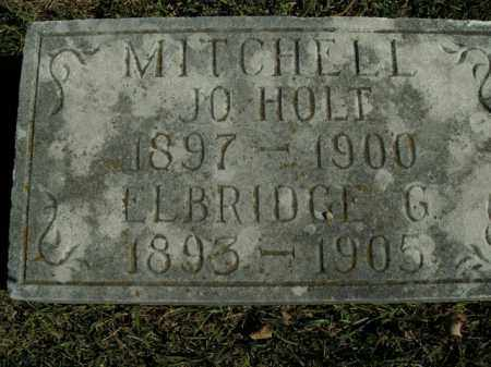 MITCHELL, JO HOLT - Boone County, Arkansas | JO HOLT MITCHELL - Arkansas Gravestone Photos
