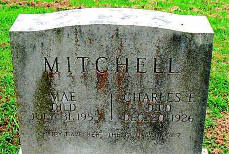 MITCHELL, CHARLES E - Boone County, Arkansas | CHARLES E MITCHELL - Arkansas Gravestone Photos