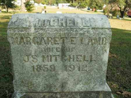 LAMB MITCHELL, MARGARETE - Boone County, Arkansas | MARGARETE LAMB MITCHELL - Arkansas Gravestone Photos