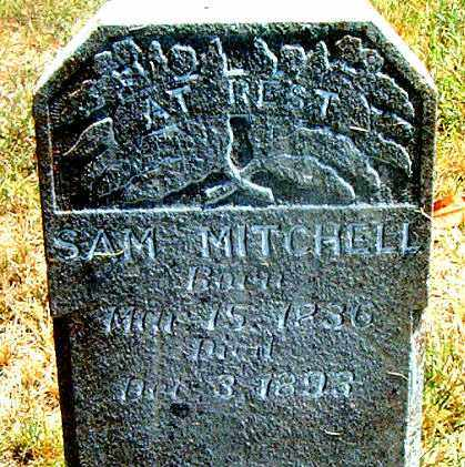 MITCHELL, SAM - Boone County, Arkansas | SAM MITCHELL - Arkansas Gravestone Photos