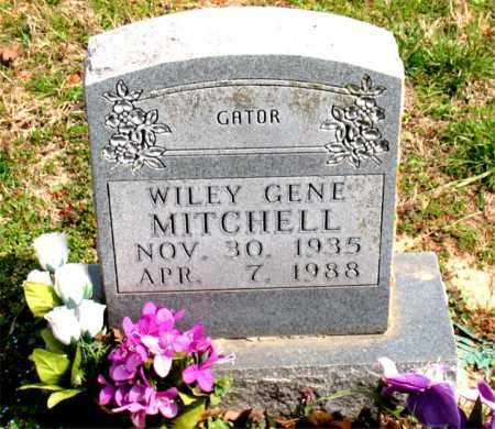MITCHELL, WILEY GENE - Boone County, Arkansas | WILEY GENE MITCHELL - Arkansas Gravestone Photos
