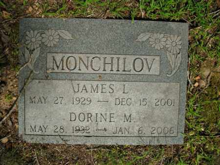 MONCHILOV, DORINE M. - Boone County, Arkansas | DORINE M. MONCHILOV - Arkansas Gravestone Photos