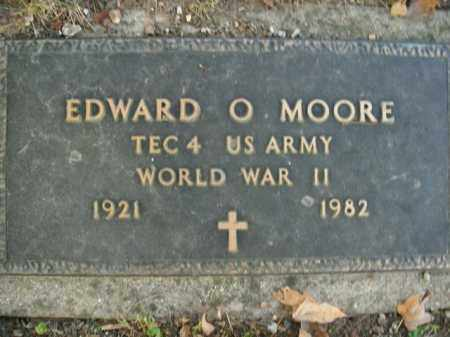 MOORE  (VETERAN WWII), EDWARD O - Boone County, Arkansas | EDWARD O MOORE  (VETERAN WWII) - Arkansas Gravestone Photos