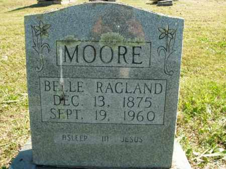RUSSELL MOORE, BAELLE - Boone County, Arkansas | BAELLE RUSSELL MOORE - Arkansas Gravestone Photos